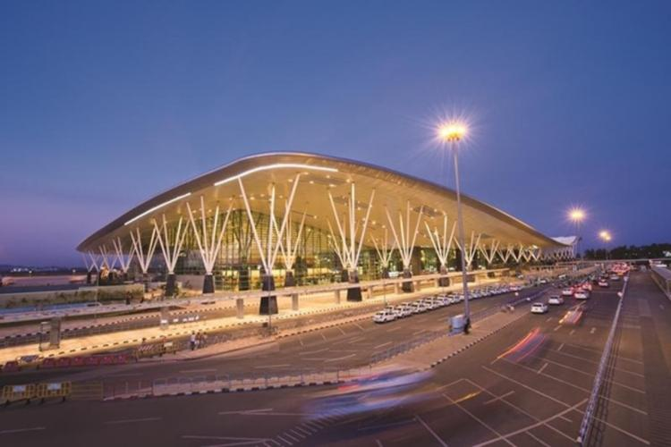 First Train route linking Bengaluru and Kempegowda airport to start on Monday