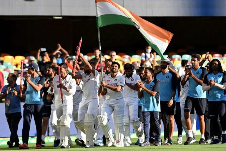 India's Gabba Heroes sets Social Media on Fire