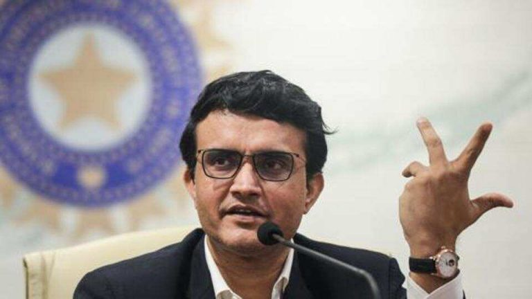Sourav Ganguly admitted to hospital in Kolkata after a mild attack