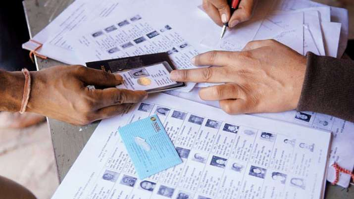 Downloadable e-version of Voter card to be launched today