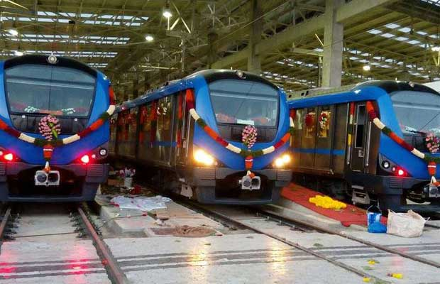Chennai Metro offers Free ride after PM Modi's Phase I Extension Inauguration