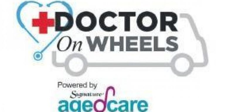'Doctor on Wheels' a blessing for the elderly and bedridden