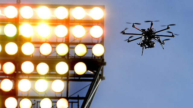 Centre permits BCCI to use drones for live aerial filming of Cricket Matches