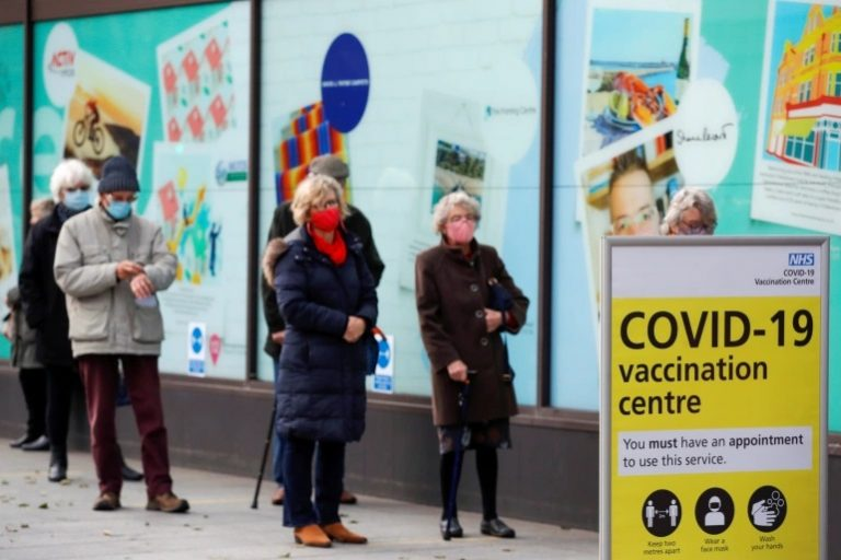 Kent coronavirus variant spreads to more than 50 countries, set to 'sweep world': UK scientist