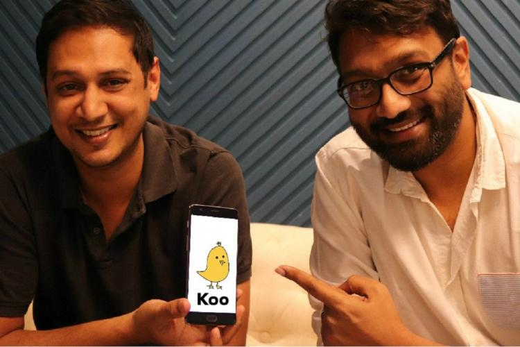 Union Ministers line up for Twitter's desi App 'Koo'