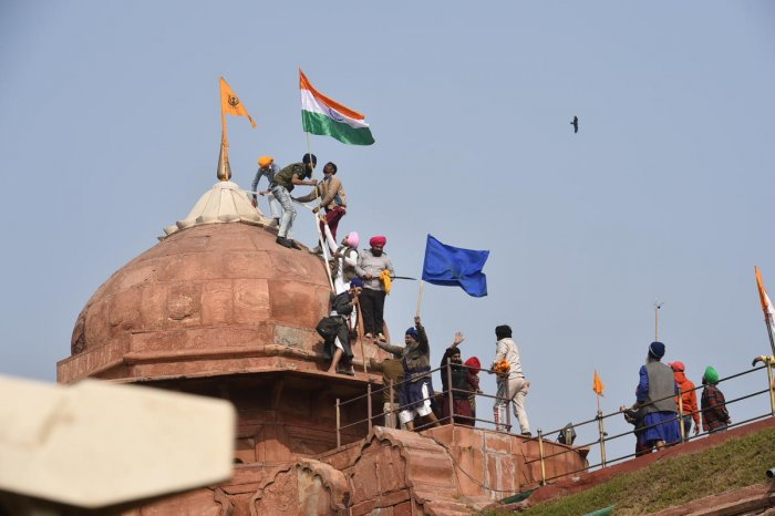Khalistan outfit's $2.5 lakh bounty call contributed to Red Fort violence, say Delhi Police