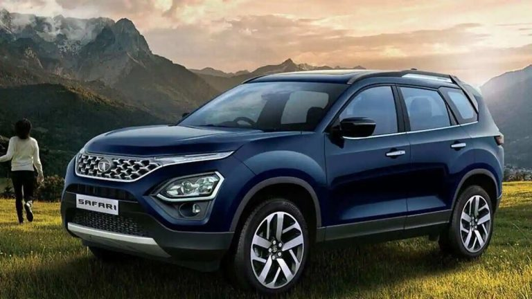 2021 Tata Safari SUV Launched in India for Rs 14.69 Lakh