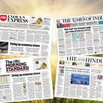 Newspaper front pages 26th May 2021