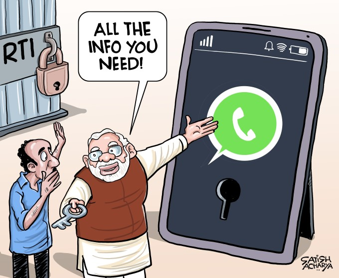 Cartoons of the day – 7 May