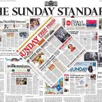 Newspaper front pages 20th June 2021