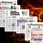 Newspaper front pages 03 July 2021