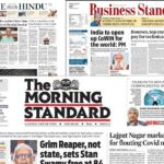 Newspaper front pages 06 July 2021