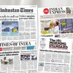 Newspaper front pages 12 July 2021