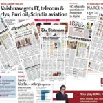newspaper front pages 8th july 2021
